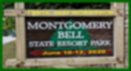 Montgomery Bell Sign with TSBTA Frame 20