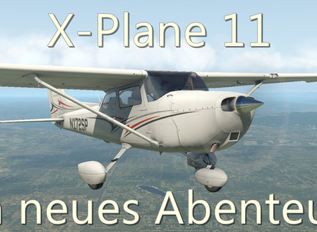 X-Plane 11 - Start (01)