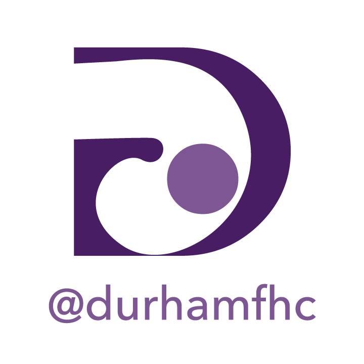 Follow Us @durhamfhc