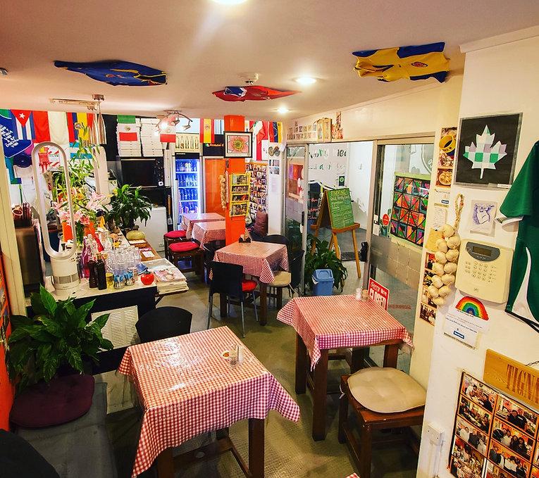 Romani Cafe: Italian Restaurant