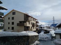 Cantone dei Grigioni - Abitazioni private, balconate (in esclusiva per Abitabel AG)