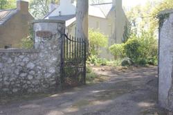 dromore House Front Entrance