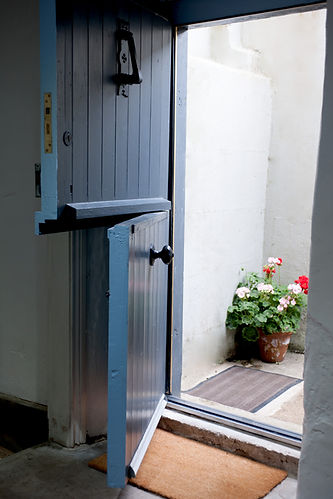 The old Scullery private entrance.jpg