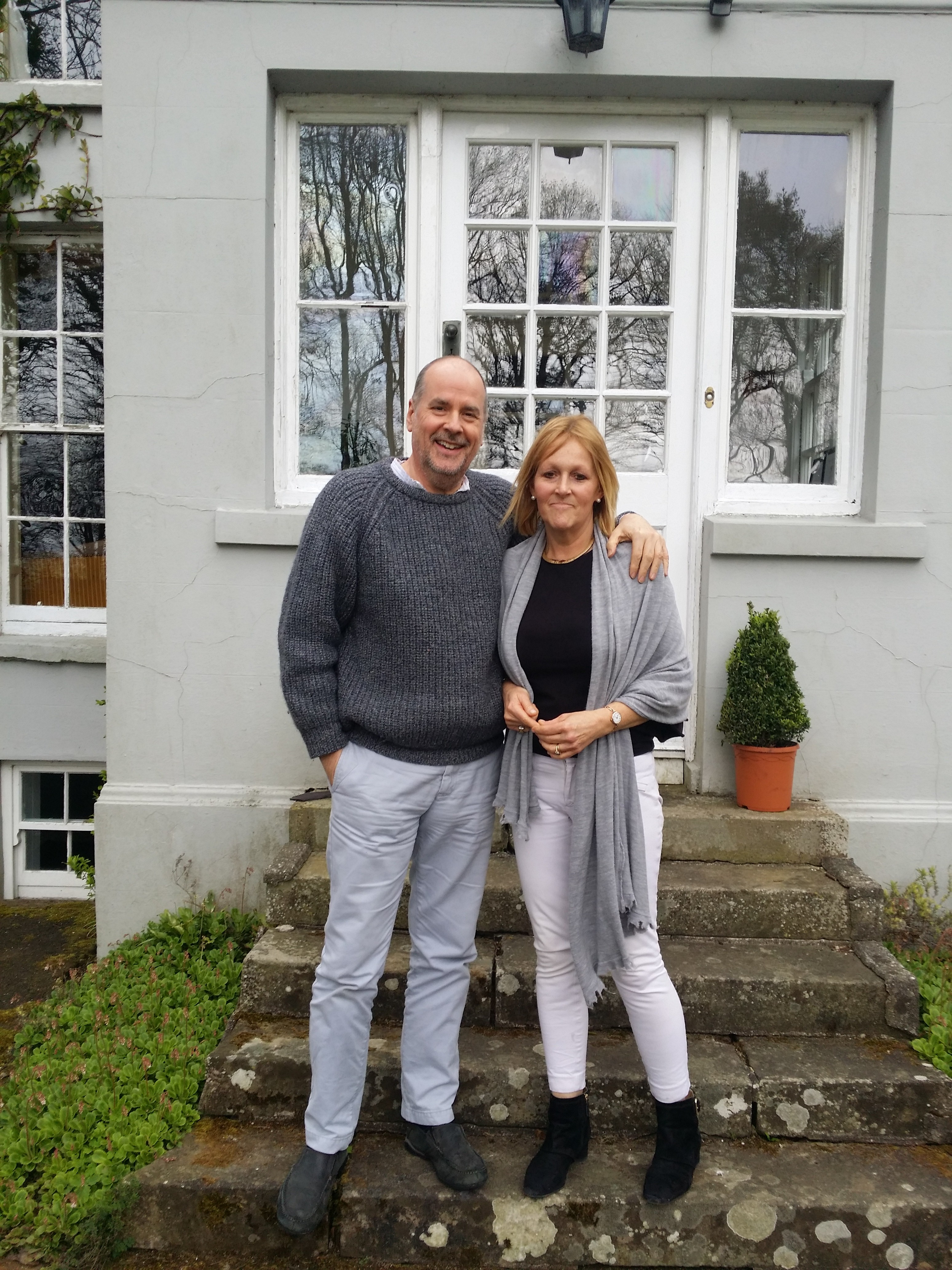 Pete & Angela