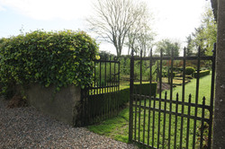 dromore house kitchen garden