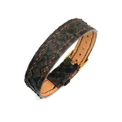 READY-TO-SHIP Genuine Reticulated Python Bracelet