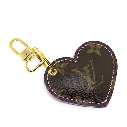 Made-to-Order LV Puffy Heart