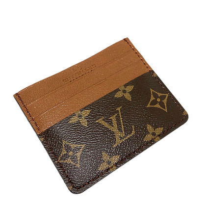 Made-to-Order Six Pocket LV Card Holder