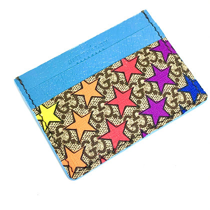 READY-TO-SHIP Authentic Upcycled Gucci Multistar Wallet