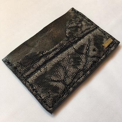 African Elephant Minimalist Wallet