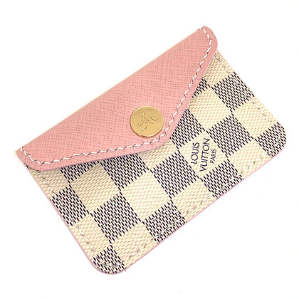 READY-TO-SHIP D. Azur Snap Card Holder