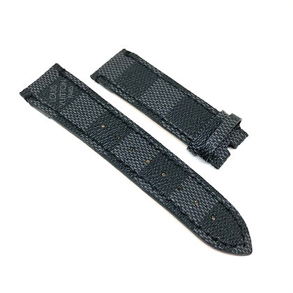 READY-TO-SHIP Upcycled D. Graphite Apple Watch Straps