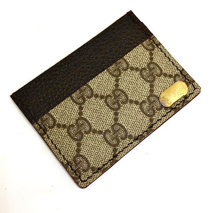 READY-TO-SHIP Traditional Gucci Card Holder