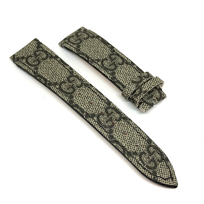 READY-TO-SHIP Upcycled GG Apple/Samsung Watch Straps