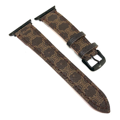 Made-to-Order Vintage-CELINE Watch Straps