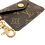 Thumbnail: Made-to-Order Upcycled LV Snap Card Holder