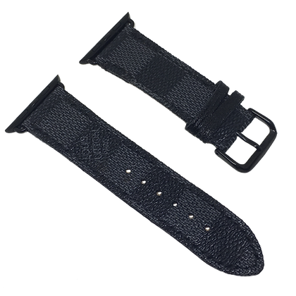 Made-to-Order Upcycled D. Graphite Apple Watch Straps