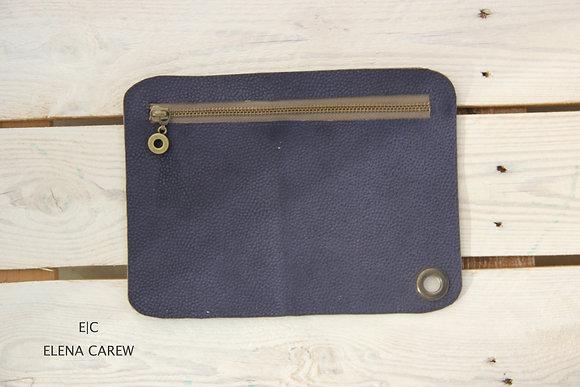 Passport Cover כחול