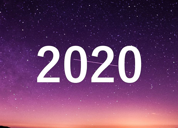 2020 Cosmic Blueprint - Written Report