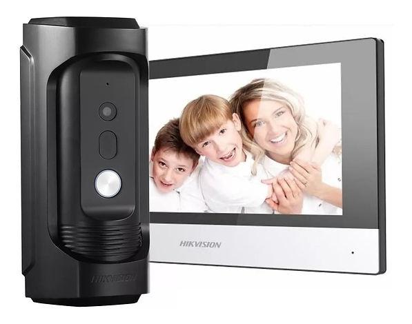 kit-video-porteiro-ip-hikvision-ds-kb811
