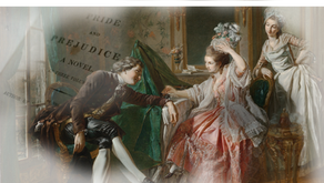 One pleasure of reading Austen