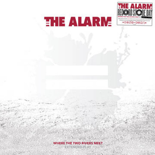 The Alarm- Where The Two Rivers Meet (RSD)