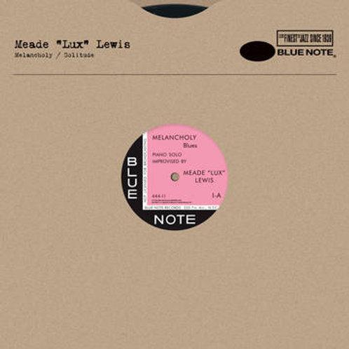 "Meade ""Lux"" Lewis- Melancholy/Solitude (RSD)"
