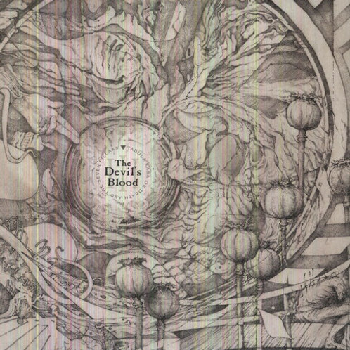 The Devil's Blood- lll: Tabula Rasa Or Death and The Seven Pillars
