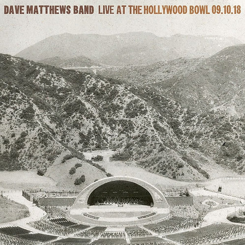 DAVE MATTHEWS BAND LIVE AT HOLLYWOOD BOWL09.10.18