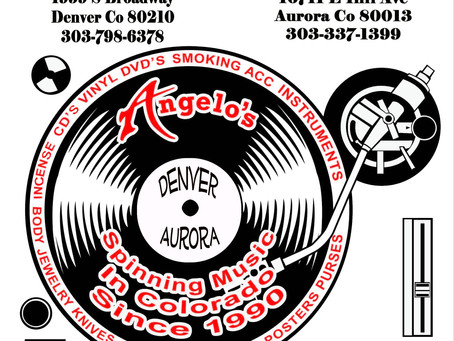 Now You Can Blog With Us Here @ Angelo's CD's & More!!