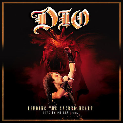 DIO- Finding The Sacred Heart- Live In Philly 1986