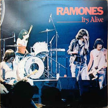 RAMONES ITS ALIVE