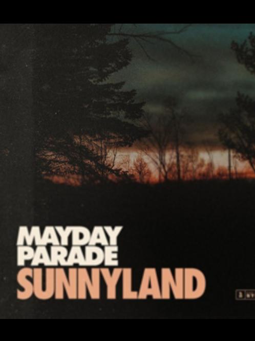 Mayday Parade- Sunnyland