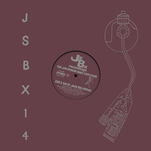 John Spencer Blues Explosion- Shes On It (RSD)