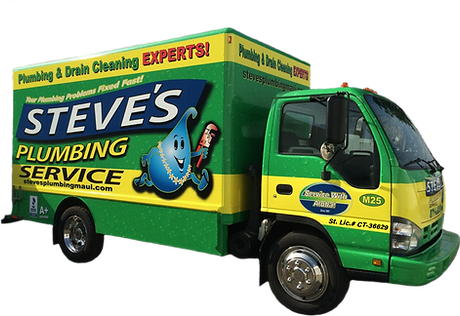 Steves Plumbing logo truck.png