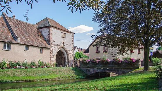Porte de La Ville de Dachstein