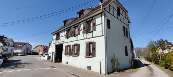 Façade Exterieur Gîte-Appart Dachstein
