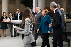 Peter Altmaier, Angela Merkel