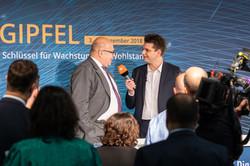 Peter Altmaier, Lutz van der Horst