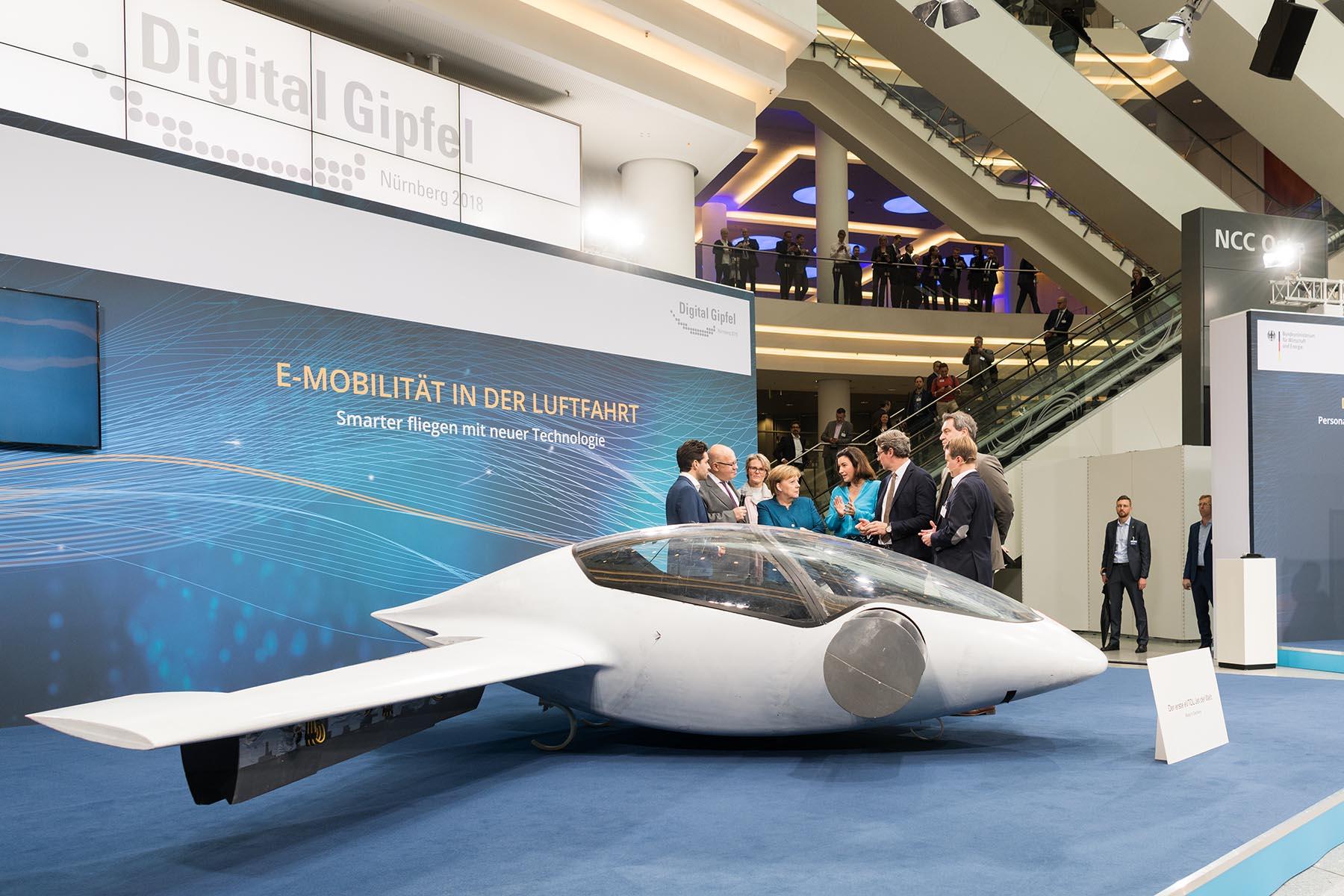 E-Mobilität in der Luftfahrt
