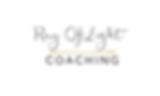 Copy of [Original size] Logo Ray Of Ligh