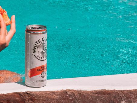 El Hard Seltzer está revolucionando la industria de las bebidas alcohólicas
