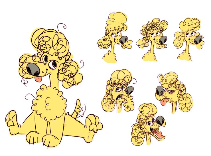 Sunny - Character Sheet