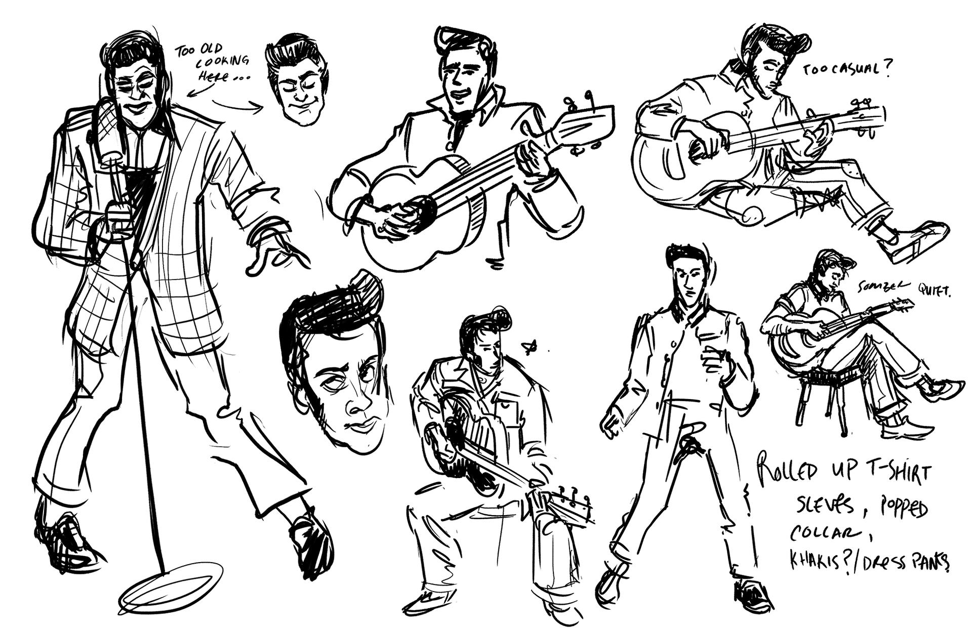 Elvis Studies