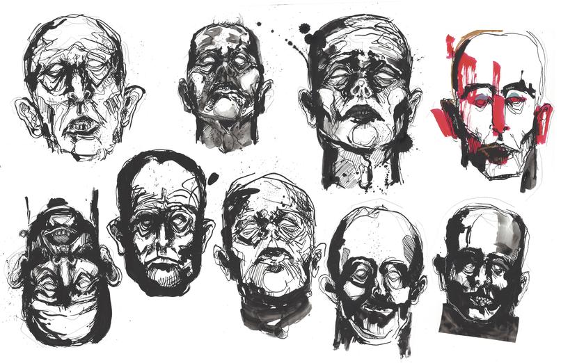 Corpse Portraits