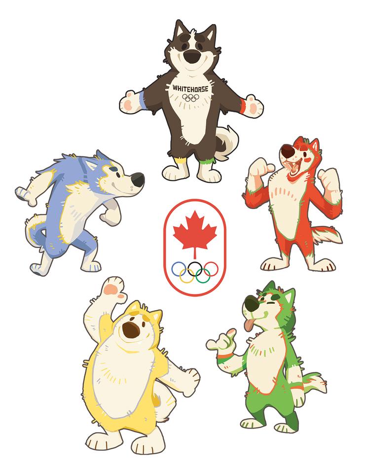 Olymic Mascots