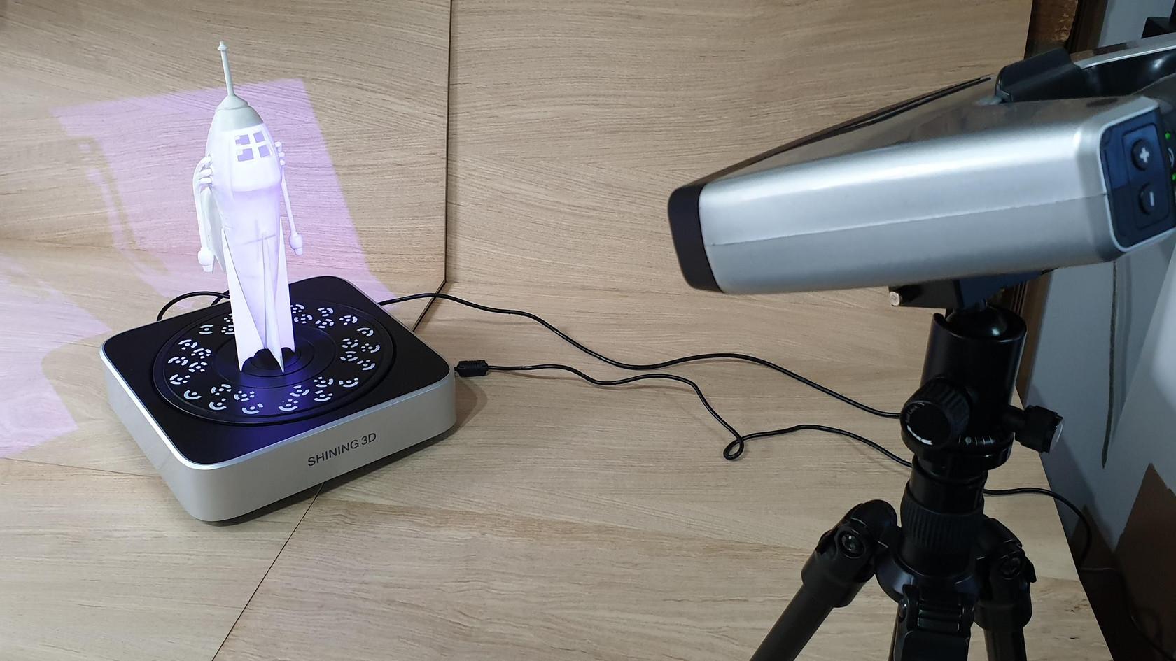 3D Scanning Image