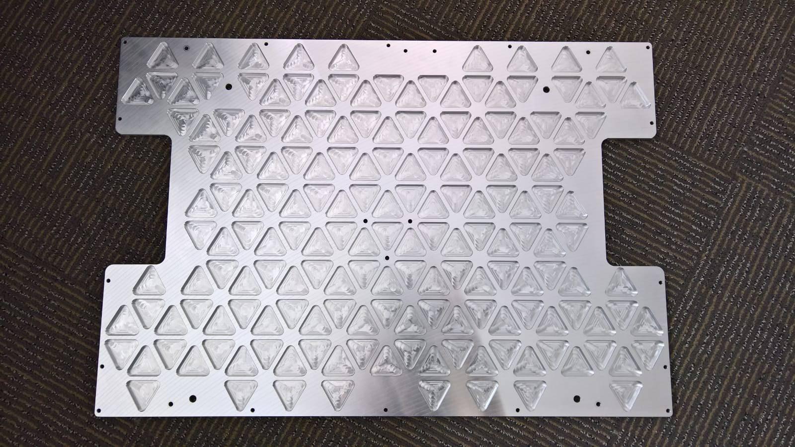 CNC machined Base Plate
