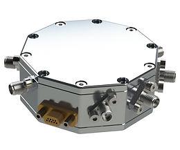 3D CAD Rendered Model