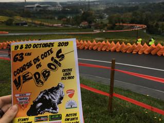 63e course de côte de Verbois : de la pluie, des courses, et même un record !